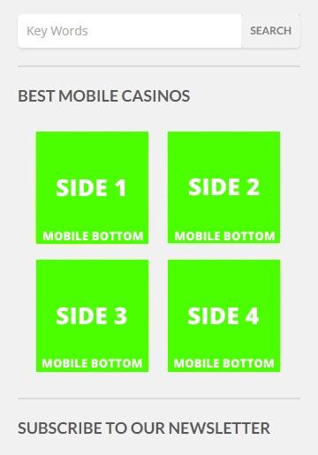 mobile bottom