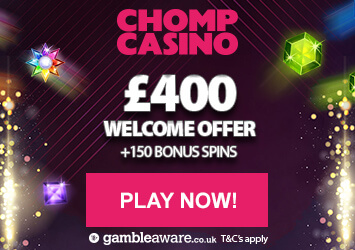 Chomp casino reviews casino bonus deposit 1 and get 20