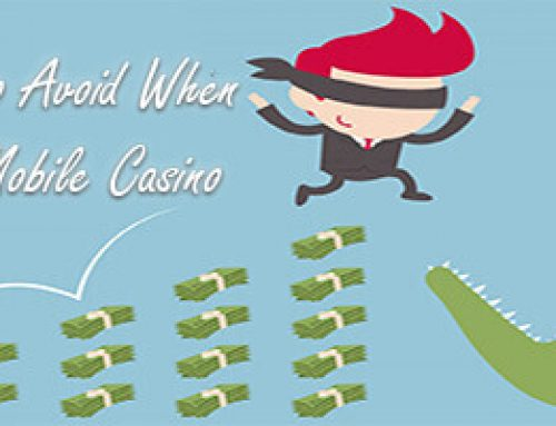 6 Mistakes to Avoid When Choosing Mobile Casinos